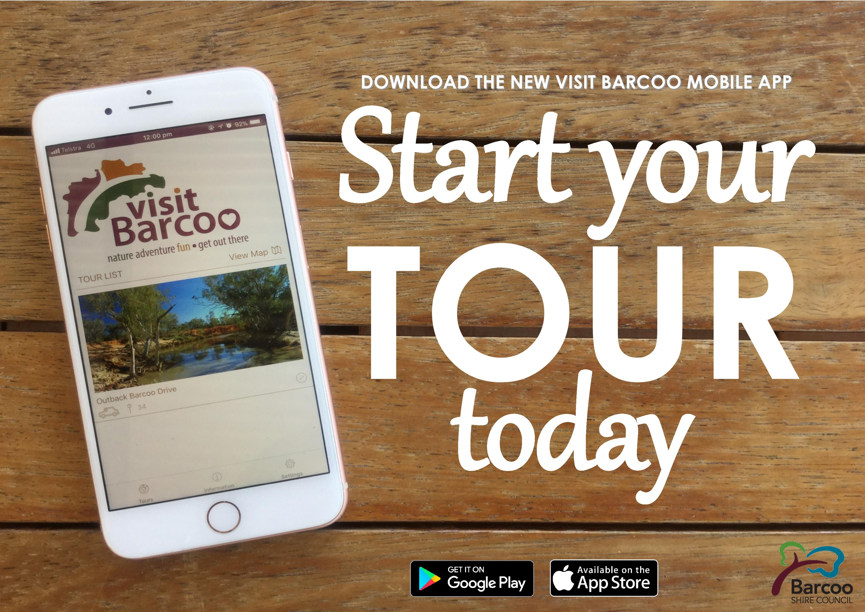 Barcoo App Launch 11042018